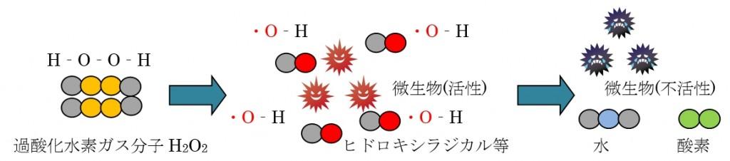 なぜ、過酸化水素なのか?